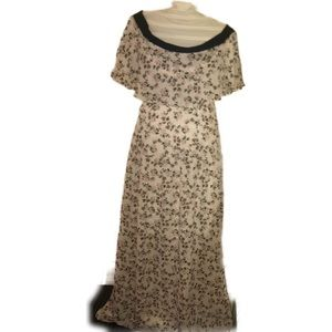 2/$49 🌼 NWT- After Market (Boutique)  Maxi Dress